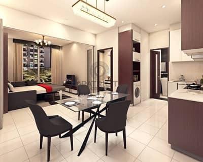 فلیٹ 1 غرفة نوم للبيع في ليوان، دبي - Pool View| Like 2 Beds| Total 7 Year Payment Plan| Book by 10%| Prime Location| 1 Bed | Wavez