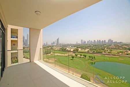 شقة 3 غرف نوم للبيع في التلال، دبي - 3 bed + Maid   Full Golf Course View   VOT