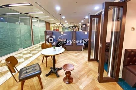 Office for Rent in Al Markaziya, Abu Dhabi - Virtual Offices with Tawtheeq License
