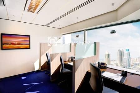 Office for Rent in Downtown Dubai, Dubai - Premium Coworking Spaces with Estidama