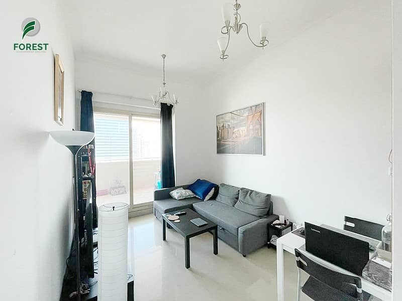 Exclusive | Spacious 1BR | Well Maintained
