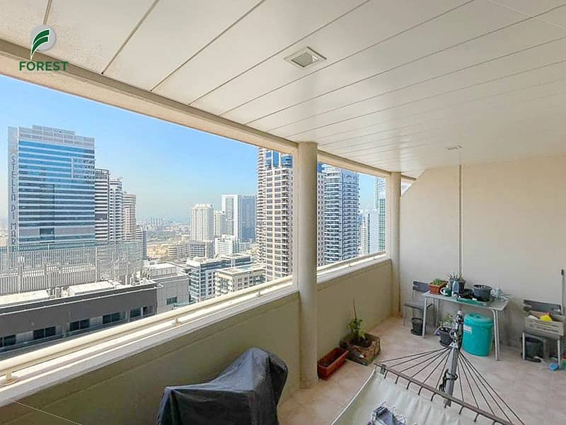 2 Exclusive | Spacious 1BR | Well Maintained