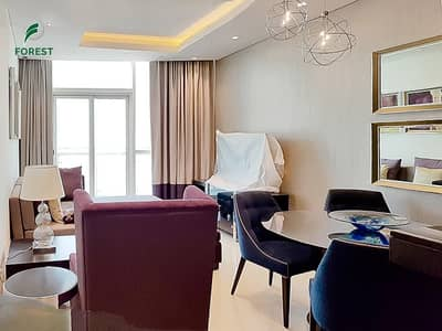 2 Bedroom Hotel Apartment for Sale in Downtown Dubai, Dubai - Stunning Unit |2 BR| Fully Furnished | Vacant