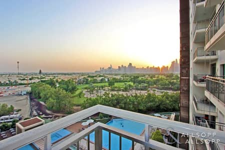 1 Bedroom Flat for Rent in The Views, Dubai - One Bedroom   Golf View   Chiller Free