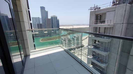 2 Bedroom Apartment for Rent in Al Reem Island, Abu Dhabi - Fabulous 2BR+MaidRoom   Sea & Community View .