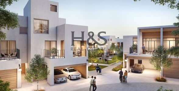 4 Bedroom Townhouse for Sale in Arabian Ranches 3, Dubai - Modern Style TH | Family-Friendly Community | Bliss