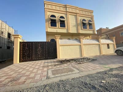 5 Bedroom Villa for Sale in Al Rawda, Ajman - For sale villa, super deluxe finishes, a great location, freehold for all nationalities