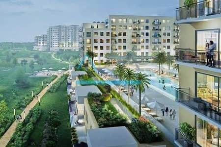 1 Bedroom Apartment for Rent in Dubai South, Dubai - BEST LAYOUT CHILLER FREE FULL PARK & AIRPORT VIEW