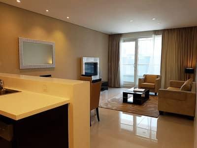 فلیٹ 1 غرفة نوم للبيع في الخليج التجاري، دبي - شقة في داماك ميزون كانال فيوز الخليج التجاري 1 غرف 1100000 درهم - 5200257