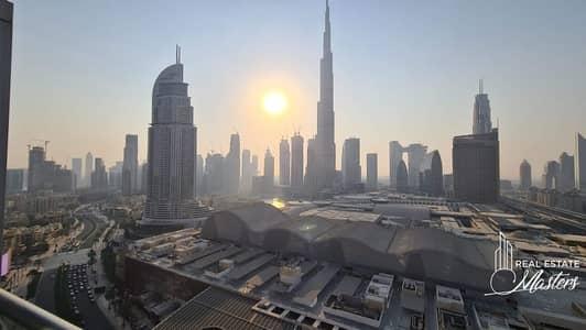 شقة 1 غرفة نوم للبيع في وسط مدينة دبي، دبي - 1BR Unit in Downtown|Facing Burj & Fountain View !