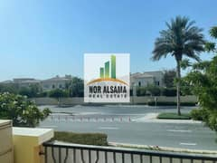 Newly painted!! single row new pool! 2bed+study in Palmera@ 120000