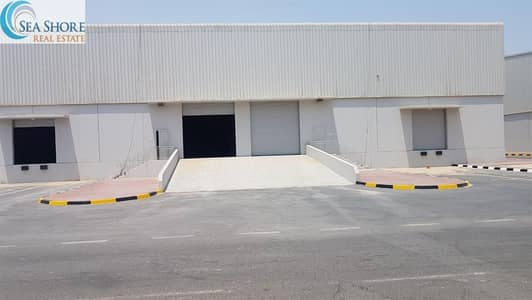 Warehouse for Rent in Mussafah, Abu Dhabi - Warehouse for rent  ICAD, Mafraq, Hameem, Musafah