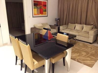 شقة 2 غرفة نوم للايجار في الخليج التجاري، دبي - Cheapest Deal | Fully Furnished 2bed | Pool View