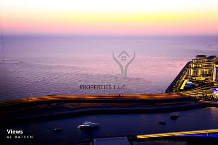 شقة 2 غرفة نوم للايجار في جميرا بيتش ريزيدنس، دبي - Exclusive | Crazy Sunset View! | Private Beach