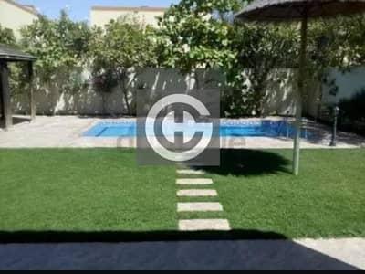 فیلا 3 غرف نوم للايجار في جميرا بارك، دبي - Huge Plot 3BR Villa in Jumeirah Park | Landscaped with Private Pool