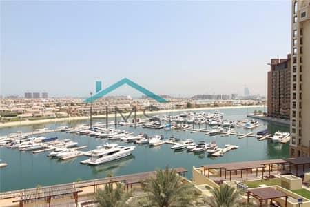 شقة 2 غرفة نوم للايجار في نخلة جميرا، دبي - Gorgeous views | Multiple cheques | 2br