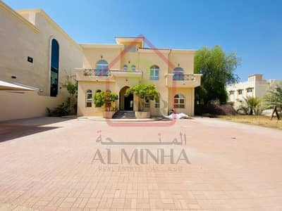 5 Bedroom Villa for Rent in Al Masoudi, Al Ain - Outstanding Private Villa With Drive Room & Huge Yard