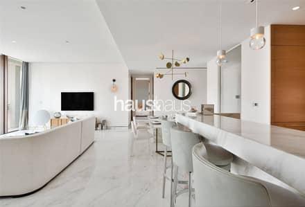 شقة 4 غرف نوم للبيع في نخلة جميرا، دبي - Watch the Sunrise and Sunset   Ultra Luxury Resort