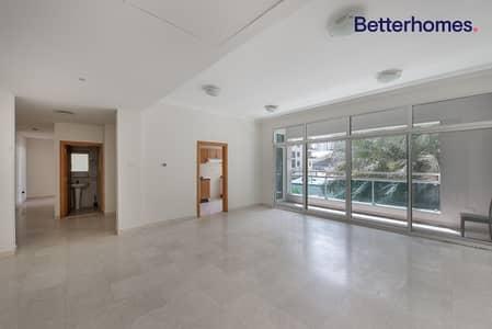 شقة 2 غرفة نوم للايجار في دبي مارينا، دبي - Unfurnished   Near Metro   Easy Viewing   Vacant