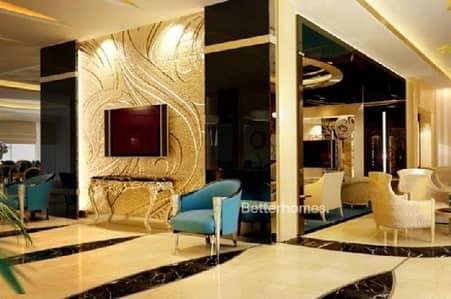 Furnished Studio in Upper Crest Downtown Dubai