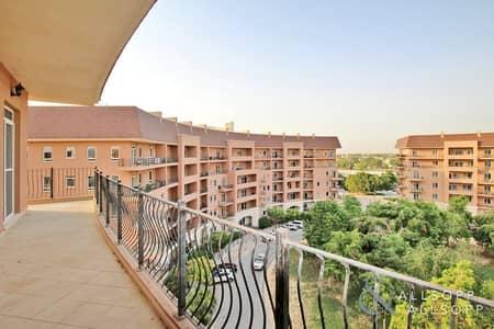 2 Bedroom Apartment for Rent in Motor City, Dubai - Two Bedrooms | Corner Unit | Top Floor