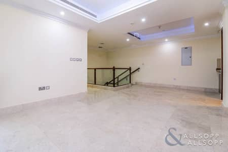 4 Bed With Maids | Podium | 4,500 Sq. Ft