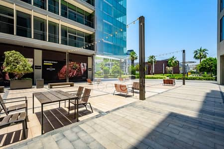 Office for Rent in Jumeirah, Dubai - Fitted Office | Low Floor | Prime Location
