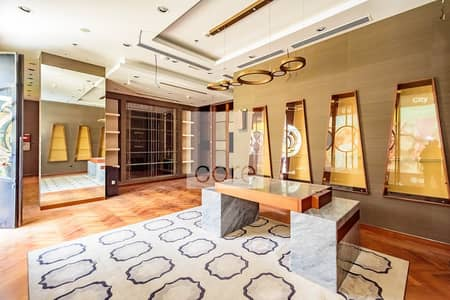 Shop for Rent in Jumeirah, Dubai - Available Retail | Fitted | Low Floor