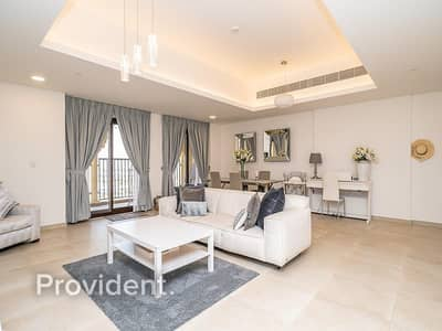 4 Bedroom Apartment for Sale in Jumeirah Golf Estate, Dubai - Exclusive | Fabulous view | Extra Large balcony