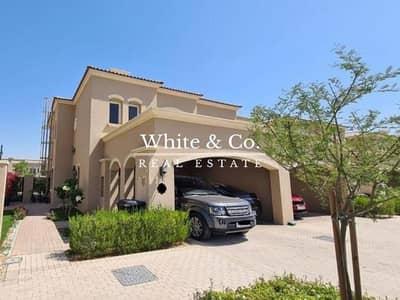 3 Bedroom Villa for Rent in Serena, Dubai - CORNER UNIT | TYPE B | AVAILABLE AUGUST