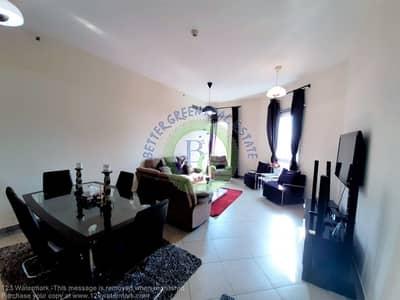شقة 2 غرفة نوم للبيع في برشا هايتس (تيكوم)، دبي - VACANT Fully Furnished 2 bed room with MAIDS room FRONT of metro