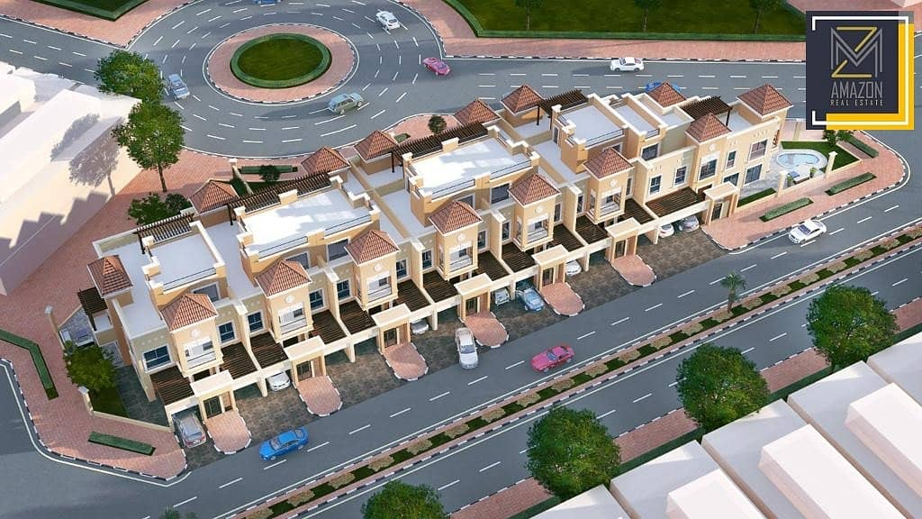 11 READY by JAN 2022   WITH Swimming Pool   SPECIAL OFFER   Best Price   Huge 4 Bedroom Villa