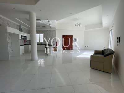 3 Bedroom Villa for Rent in Jumeirah Village Circle (JVC), Dubai - US   Corner 3 BHK Villa with Elevator   Huge Garden