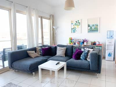 فلیٹ 2 غرفة نوم للايجار في الروضة، دبي - 2 Bed + Study | Greenery Pool View | High Floor