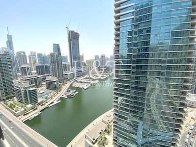 1 Bedroom Flat for Rent in Dubai Marina, Dubai - Unfurnished | One Bedroom | Upgraded