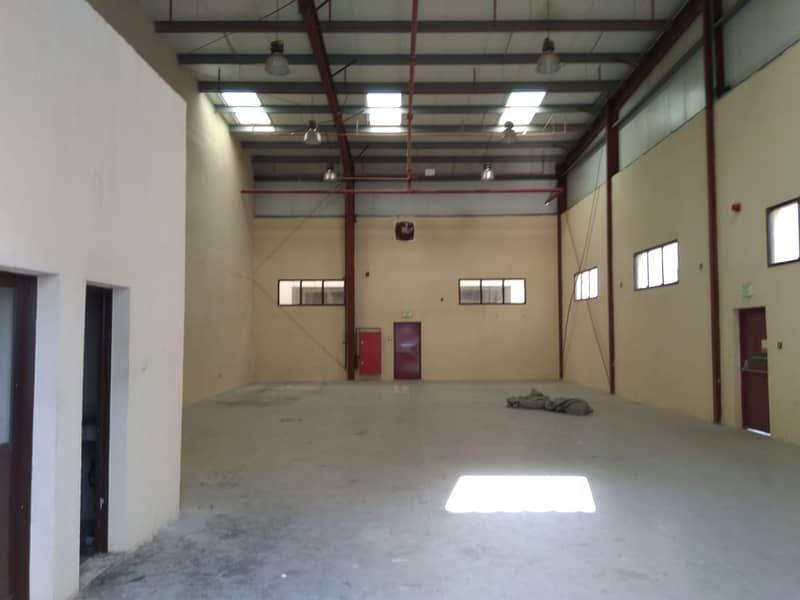Warehouse for Rent in Ras Al Khor Industrial first