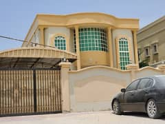 GRAB THE GREAT DEAL VILLA FOR RENT 5 BEDROOM HALL IN AL RAWDA  AJMAN 60,000/- AED YEARLY