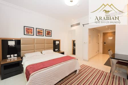 Studio for Rent in Business Bay, Dubai - All Bills Included  Fully Furnished   Great Amenities