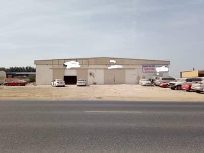 Warehouse for Rent in Al Jurf, Ajman - Warehouse for rent in industrial 3 Ajman