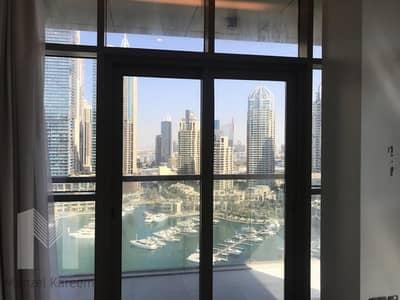 2 Bedroom Apartment for Sale in Dubai Marina, Dubai - Best Marina view Unit