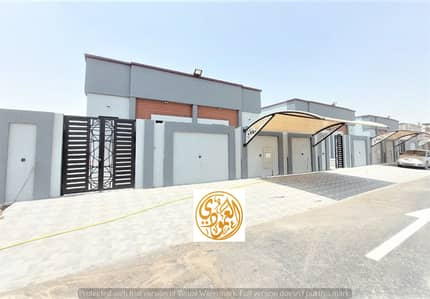 3 Bedroom Villa for Sale in Al Zahia, Ajman - A comprehensive opportunity, registration fees, for sale, a villa in the Emirate of Ajman, in the new Al Zahia area on Sheikh Mohammed bin Zayed, and see all services, the most beautiful Ajman villas, and the price is negotiable directly with the owner