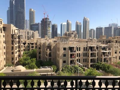 2 Bedroom Flat for Sale in Old Town, Dubai - Move In Ready I Spacious Layout I Huge Terrace