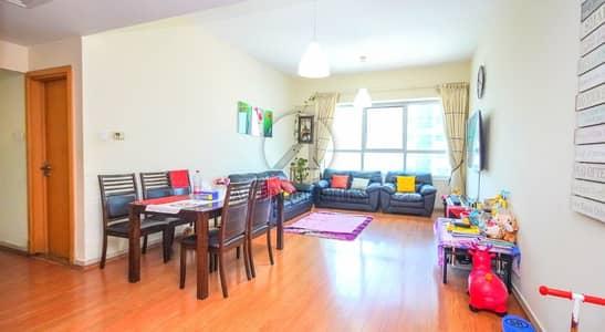 فلیٹ 3 غرف نوم للايجار في أبراج بحيرات الجميرا، دبي - Upgraded - Unfurnished - Low Floor - AC Free