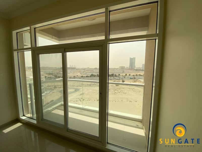 11 flexible payment furnished with balcony