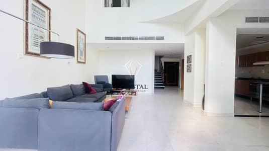 فلیٹ 3 غرف نوم للايجار في دبي مارينا، دبي - Luxury 3BR Duplex Apt   Maids Room   Balcony
