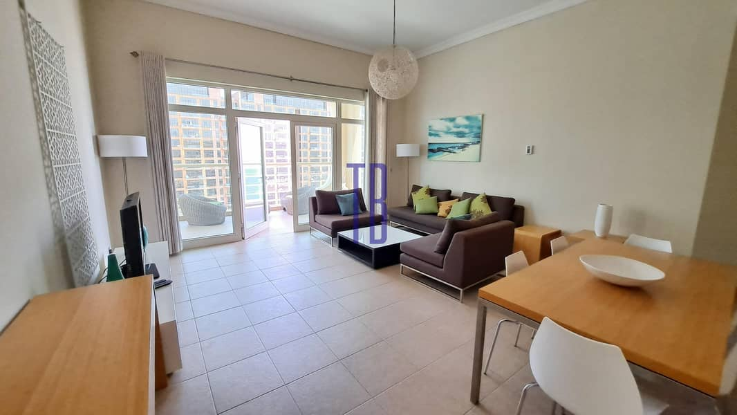 2 Fully Furnished | Sea View | Chiller Free | Beach Access