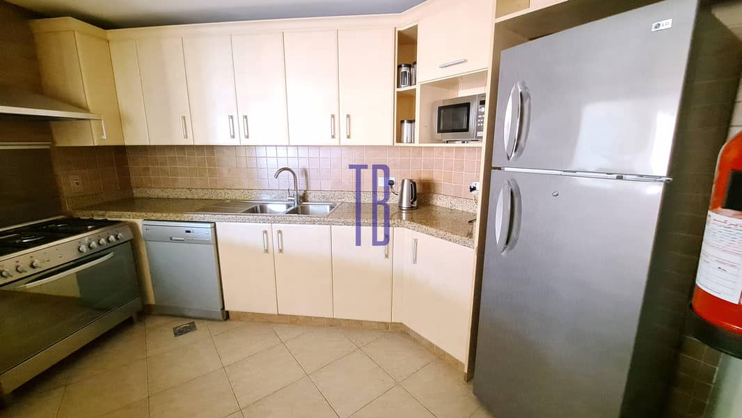 17 Fully Furnished | Sea View | Chiller Free | Beach Access