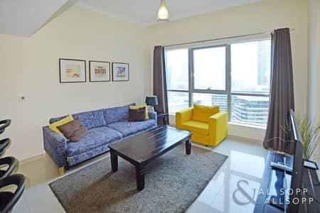 شقة 1 غرفة نوم للبيع في دبي مارينا، دبي - Rented   Full Marina View   One Bedroom