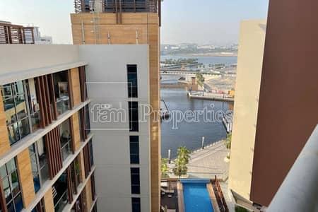 استوديو  للايجار في قرية التراث، دبي - Dubai Wharf | Studio Spacious | Pool View
