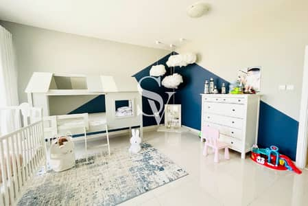 4 Bedroom Villa for Rent in Jumeirah Village Circle (JVC), Dubai - Spacious 4 BR w Maid and Storage | Near to school